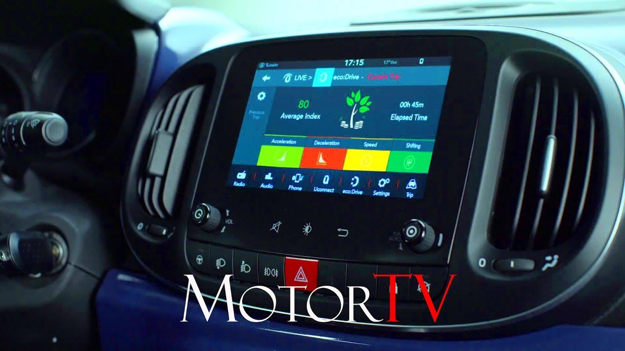 NEW 2017 FIAT 500L l INFOTAINMENT Uconnect l Feature (ENG)