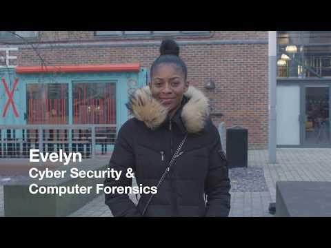Cyber Security and Computer Forensics at Kingston University