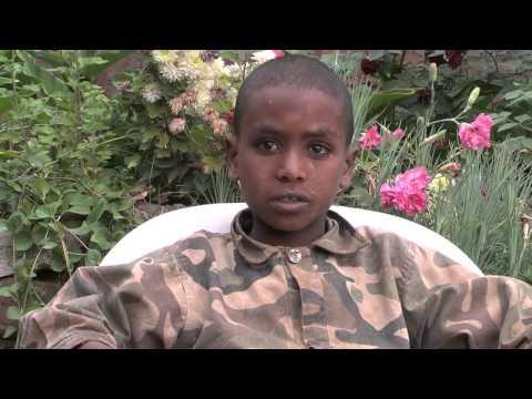 Street Kids in Ethiopia share BIG Dreams