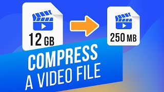 How to Compress a Video File without Losing Quality   How to Make Video Files Smaller screenshot 1