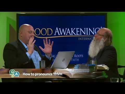 Yahweh vs  YHVH   ¿Vav o Waw?   Nehemia Gordon