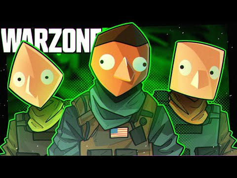 Warzone Got N64 graphics now