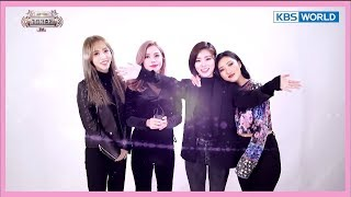 MAMAMOO's confession and Go Back! [SUB: ENG/CHN/2017 KBS Song Festival(가요대축제)]
