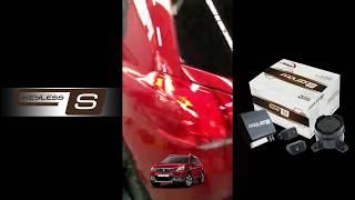 Alarme Olimpus Padlock Keyless-S - Instalação Peugeot 2008