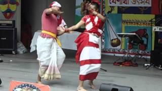 Bihure Logon- Mou & Mishu, Boishakhi Mela 2012