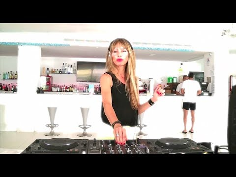 Rita Gherz @ Bali Beach Club - IBIZA - YouTube