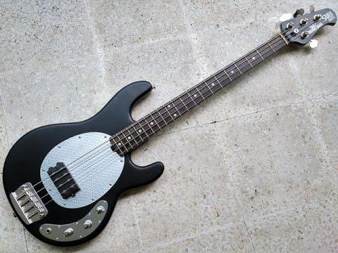 Music Man SUB Bass Demo