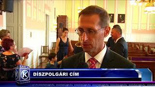 Karcag város díszpolgára Varga Mihály