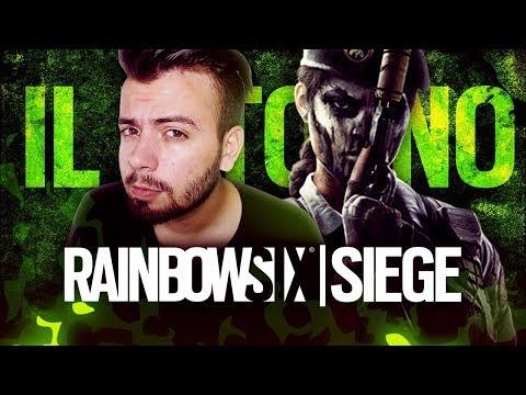 IL RITORNO DI RAINBOW SIX, E DI CAVEIRA! - Rainbow Six Siege