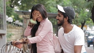 Can I Get Ur Number - Prank On Cutest Girl Ever | Oye It