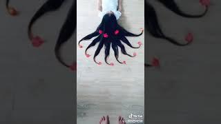 Trào lưu ^Đảo ngược tóc cực xinh^ đang Hot