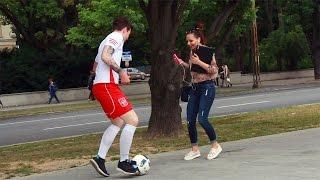 Piłkarz - LukasTV & Jeleniejaja