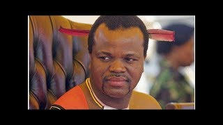 Swaziland 'reclaims independence' with name change