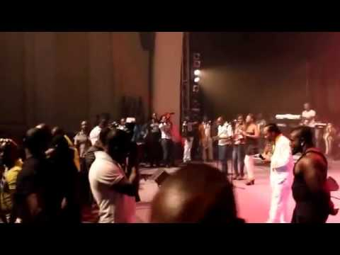 DADDY LUMBA Performing LIVE @ LEGENDS NIGHT CONCERT  by paaKWANSA