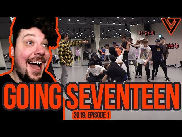 Mikey Reacts to Going Seventeen 2019: Episode 1