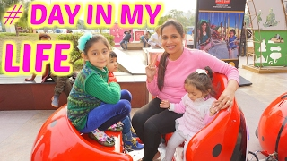 a day in my life kids playzone shopping mall street market   shrutiarjunanand