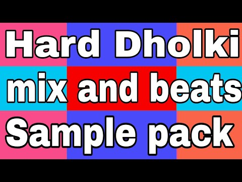 ||Hindi|| download  in free hard dholki and beat pack for fl studio.