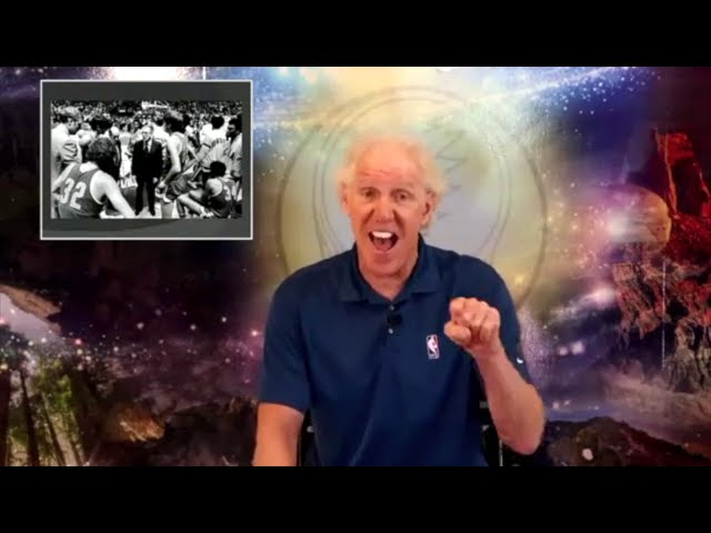 BILL WALTON: No Winning Without Perseverance - Don't Give Up Too Soon