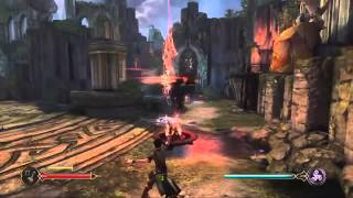 Sorcery PlayStation 3 Move Official Gameplay TRAILER