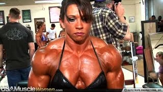 Candy Canary - Female Muscle Fitness Motivation