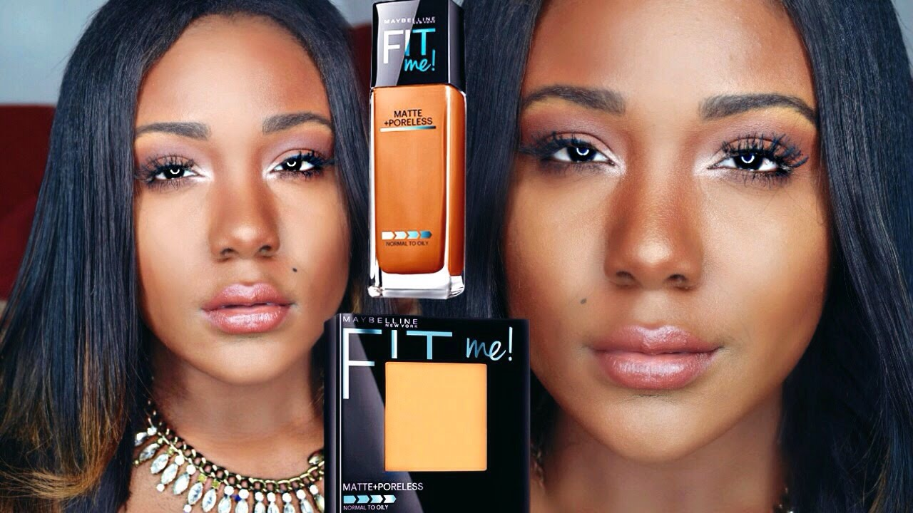 The Best Foundation Ever Drugstore I New Maybelline