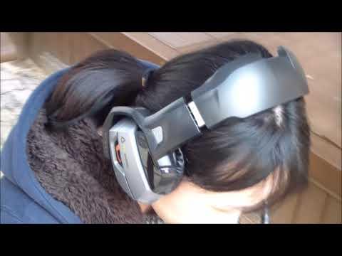 노이즈켄슬링 마이크 탑재한 입체음향 게이밍 헤드셋, 에이픽스 GH002