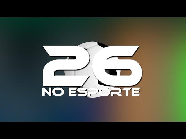 26 no Esporte_ (30/08/21) - Ao Vivo