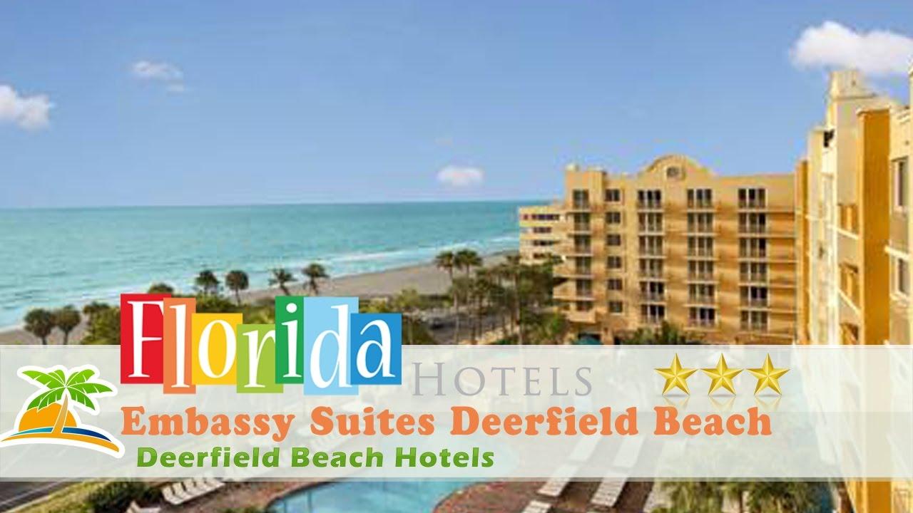 Emby Suites Deerfield Beach Resort Spa Hotels Florida