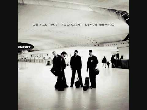 5)kite-All That You Can't Leave Behind -U2