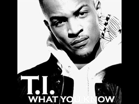 T.I. - What You Know - Instrumental