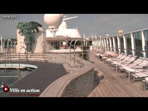Visitez l'intérieur du bateau de croisières « Le Balmoral»