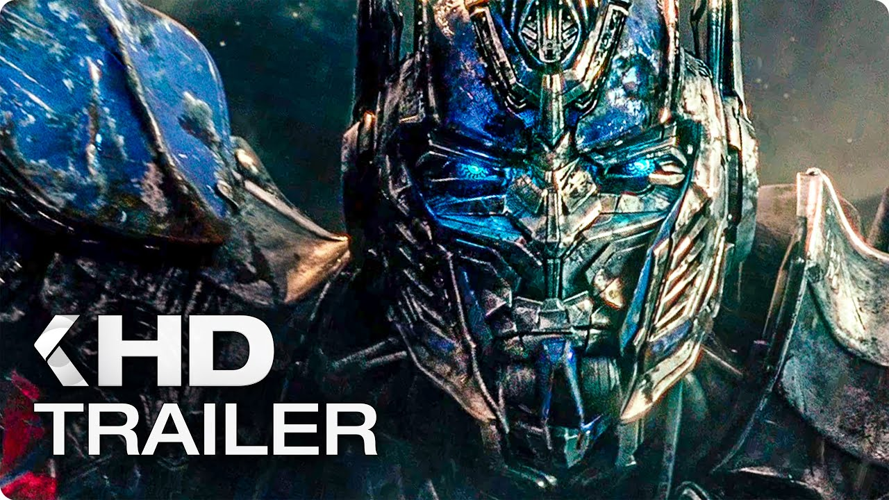 transformers 5: the last knight trailer (2017) - youtube
