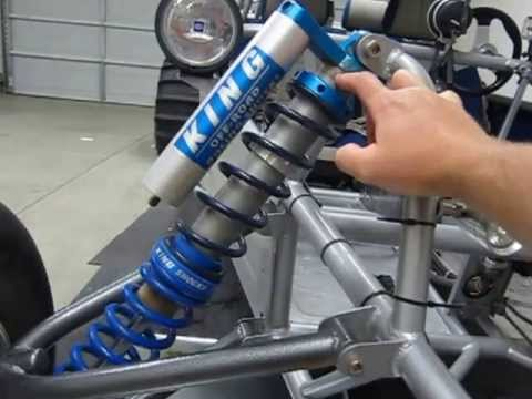 Sand Rail CoilOver Shocks, basic overview