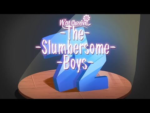 "CarnyCast #6: ""The Slumbersome Boys"""