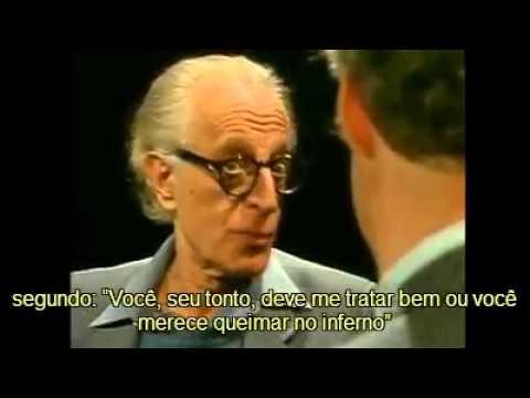 Entrevista Com Prof. Albert Ellis - Terapia Racional Emotiva Comportamental