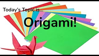 BRAIN BREAKS / Origami