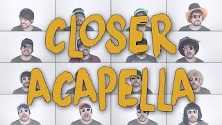 Closer - The Chainsmokers ft. Halsey (ACAPELLA by Rafinha Sanchez)