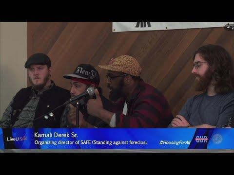 Tim Harris & Kamali Derek Sr. Answer Questions on Seattle Public Housing