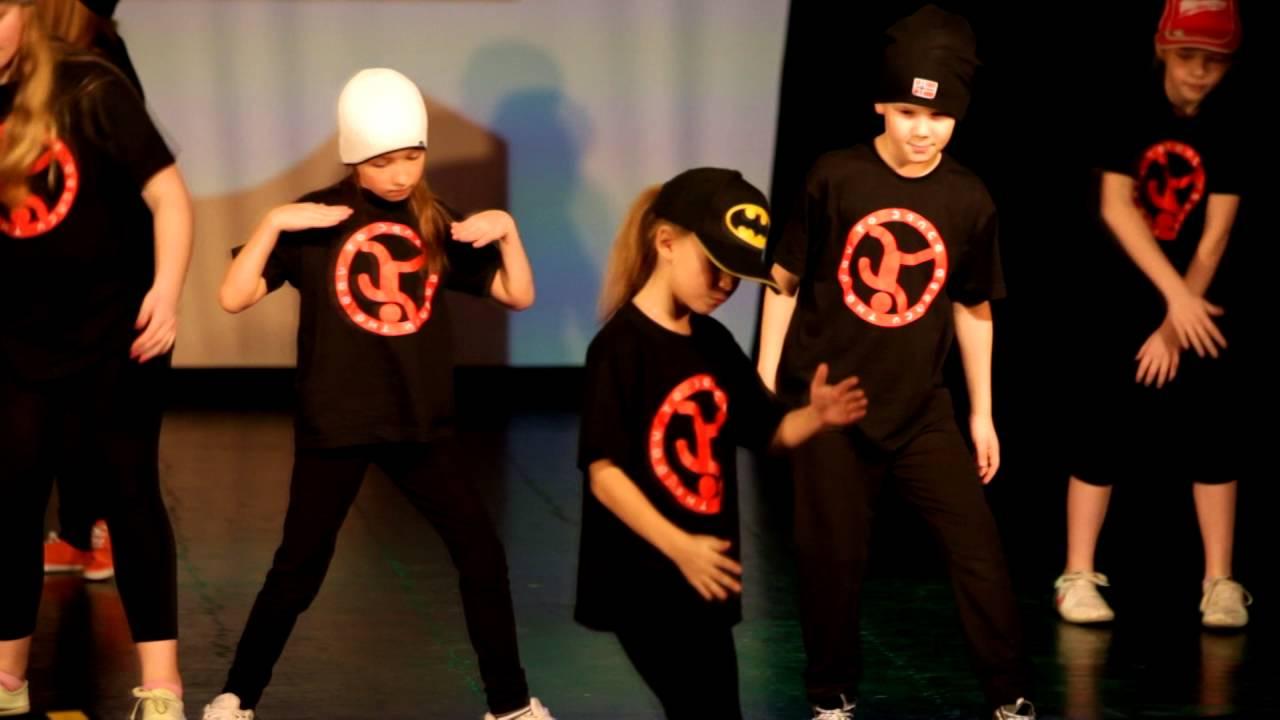 6 New Hiphop Beginners Robot Dance Youtube
