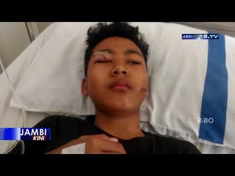 Kena Letusan Peluru, Seorang Santri Dilarikan Ke Rumah Sakit