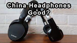 China Headphones Review (Ausdom M06 & Ausdom M07)