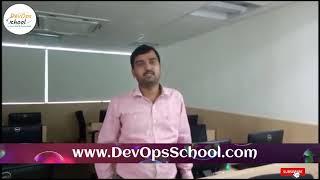 DevOps Workshop HSBC Pune India Testimony#3