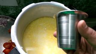 Ven pongal   வெண் பொங்கல்    Ven Pongal recipe in Tamil   how to prepare Ven pongal