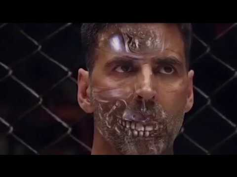 new hindi movie Robot 2 0  Akshay kumar  Rajnikant  Trailer