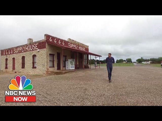Beto O'Rourke Got Six Votes In This Texas County. We Found One. | NBC News NOW