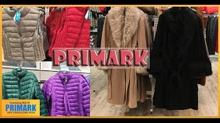 Primark Womens | Coats | Jackets | November 2018