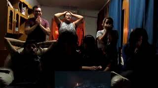 Game Of Thrones  Reaction  Arya The Night King    \  S08E03