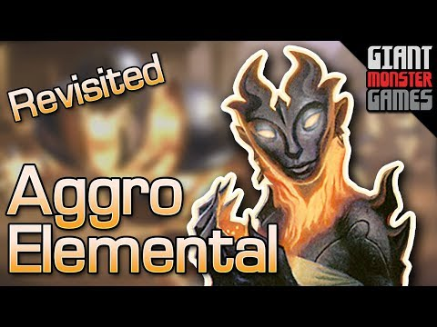 Revisited: Elemental Aggro - $85 budget magic deck tech