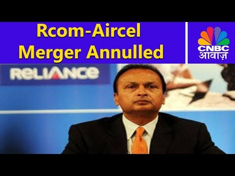 Rcom-Aircel Merger Annulled | CNBC Awaaz