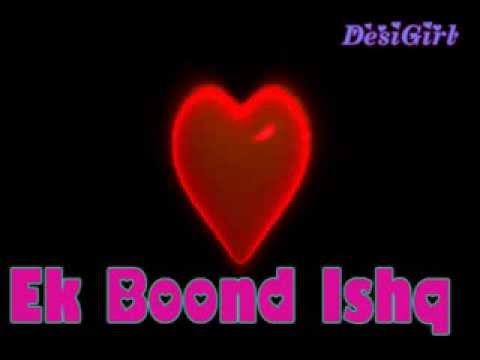 Ek Boond Ishq Title Song Full